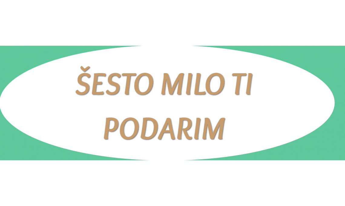 ŠESTO MILO
